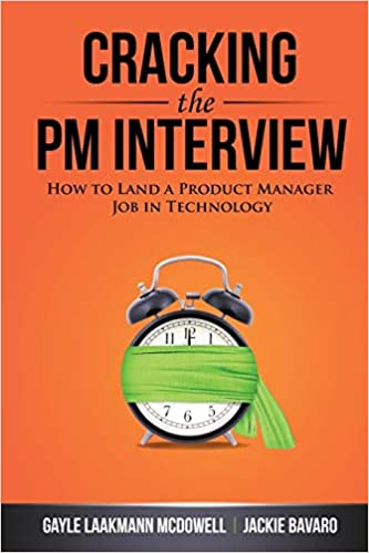 Amazon com: Cracking the PM Interview: How to Land a Product