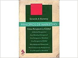 Principios De Marketing: Uma Perspectiva - 9788534605021