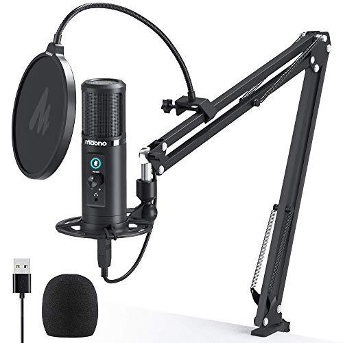 USB Microphone Zero Latency