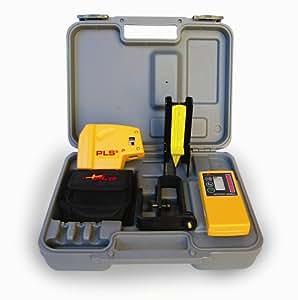PLS Laser PLS-60542 PLS 5 System, Yellow