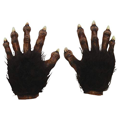 Werewolf Deluxe Hand Covers]()