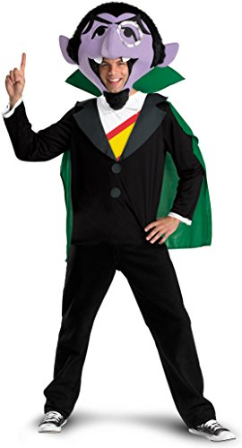 The Count Adult Sesame Street Costume for $<!--$33.53-->
