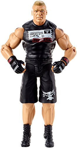 WWE Brock Lesnar Basic Action Figure by WWE