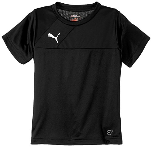 PUMA Kinder T-shirt Esquadra Training Jersey, black, 116, 654379 27