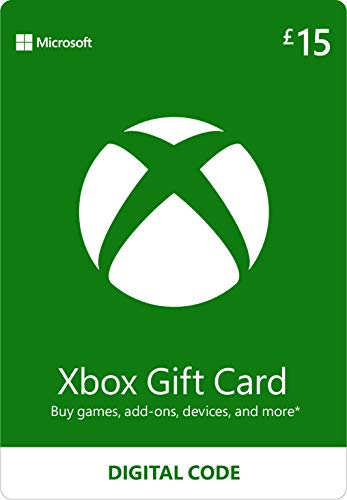 Xbox Live £15 Credit [Xbox Live Online Code]