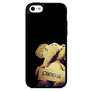 Paradise Coldplay Fan Art Hard Snap on Phone Case (iPhone 5c)