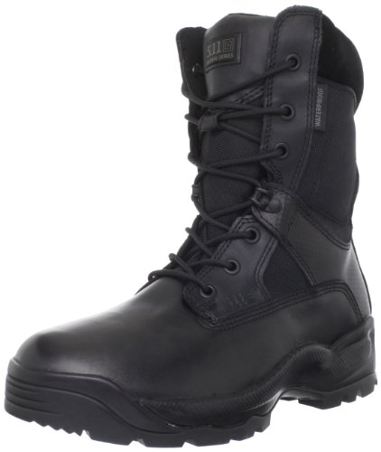 5.11 Men's A.T.A.C. Storm 8″ Side Zip Boot