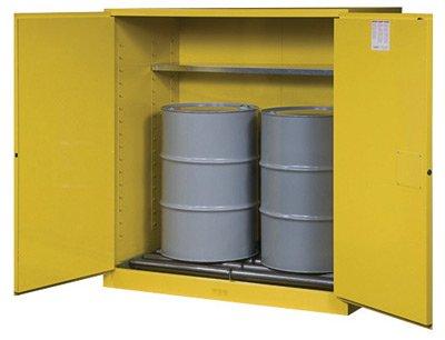 Vertical Drum Cabinet - 9