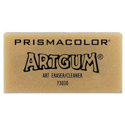 Prismacolor - 24 Pack - Artgum Non-Abrasive Eraser ''Product Category: Writing & Correction Supplies/Erasers & Correction Products''