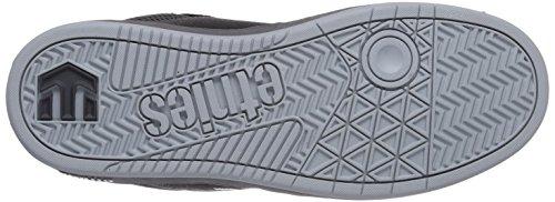 Etnies Verano Zapatillas de Skate, Hombre Negro (Black/ Grey 570)