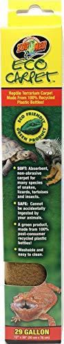 - Zoo Med Eco Carpet Reptile Terrarium Liner