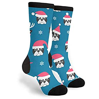 Amazon.com: Women's Men's Fun Novelty Crazy Crew Socks