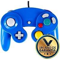 Control Alámbrico para Nintendo GameCube Azul