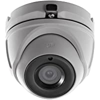3MP TVI IR Turret Dome Camera 2.8mm lens day&night 60ft EXIR IP66 weatherproof DC12v Hikvision DVR compatible