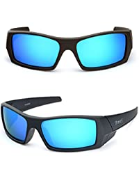 Unisex Ranger Rectangular Sports Sunglasses Italian made...
