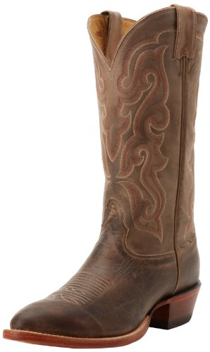 Nocona Boots Men's Legacy 4 Toe Boot - Tan Vintage Cow - ...