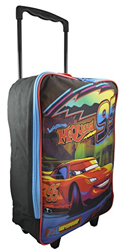 Disney Cars Pilot Rolling Luggage