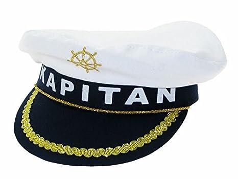 4e94e4b5aa2 Amazon.com   Polish Captain KAPITAN Boat Hat   Sports   Outdoors
