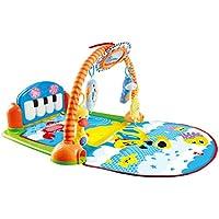 Piyanolu Bebek Oyun Halısı Eğitici Oyuncak JUMBO BOY + Hediye
