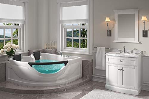 ARIEL BT-150150 Whirlpool Bathtub with Hydro Massage