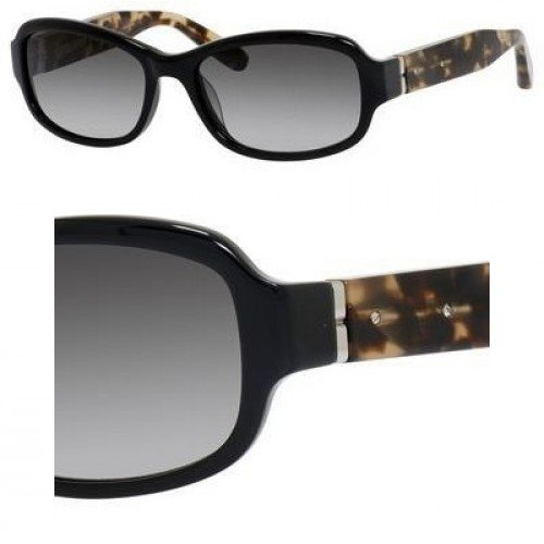 Sunglasses Bobbi Brown The Sydney/S 0JNN Black / Y7 gray gradient - Sunglasses Sydney Shop