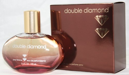- Double Diamond 3.4 Eau De Perfume Spray Women