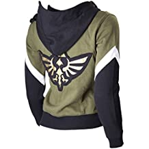 Cosplaybar Legend Of Zelda Link Hoodie Jacket Sweatshirt Sweater Costume