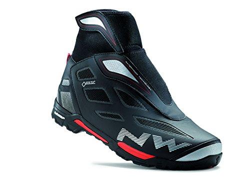 Zapatos de trekking NORTHWAVE X-CROSS GTX negros