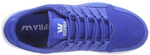 Blu Blau Supra unisex Royal Low Top Roy adulto White Sneaker OWEN wSSxYT67