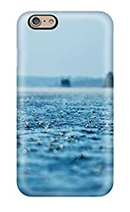 Excellent Design Blue Photography Phone Case For Iphone 6 Premium Tpu Case