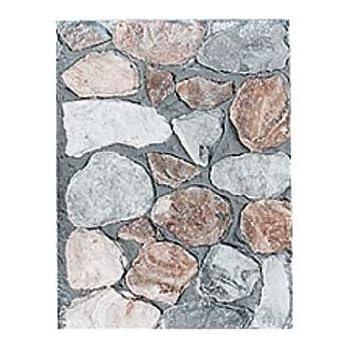 Dollhouse Miniature Gray Cut Stone Veneer 1:12 Scale