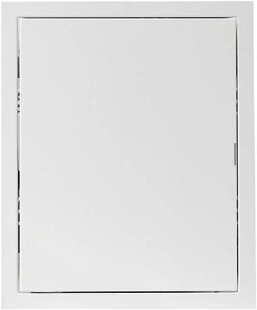 Trappe de visite 200 x 200 mm Blanc 20 x 20 cm