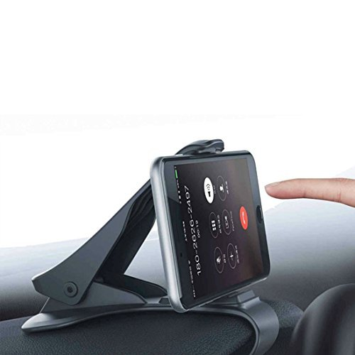 besky Update Car Mount, HUD Design Car Phone Holder,Universal Dashboard Cell Phone Cradle Safe Driving iPhone 7 6 6s Plus 5 5s 5c, Samsung Galaxy S8 Plus S7 S6 & All Other Smartphones
