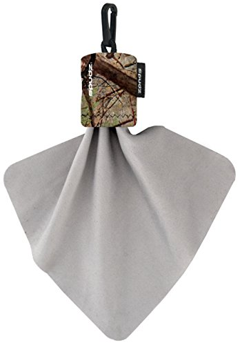 Spudz Classic Microfiber Cloth, Screen Cleaner and Lens Cleaner - Camo, Regular 6x6 - Micro Camera Pouch