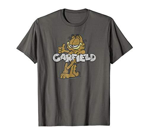 - Garfield Retro Garf T Shirt