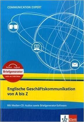 Englische Geschäftsbriefe Mit Briefgenerator Englisch Deutsch Und