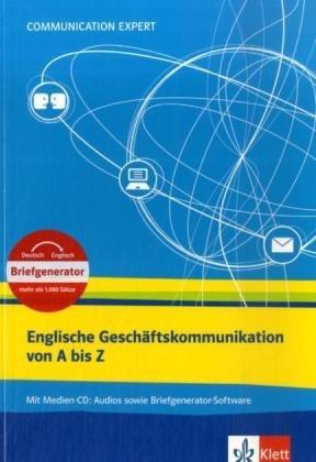 Englische Geschäftsbriefe mit Briefgenerator englisch-deutsch und Audio-CD -intensiv Sprachkurs Business English und Nachschlagen