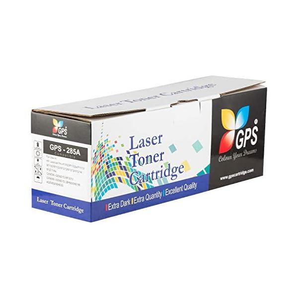 GPS 925 for Canon 925 Toner Cartridge Compatible for Canon LBP 6030B, 6018B, 3010B,MF3010 (1 pcs)