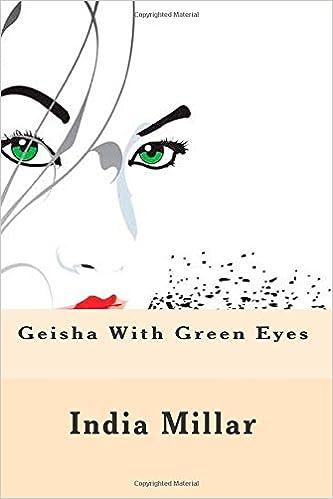 Geisha With Green Eyes