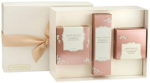 Naked Princess Boudoir Essentials Gift Set - Boudoir Blush - 3