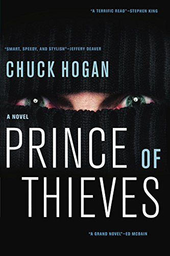 Prince of Thieves: A Novel - Hogan Arch