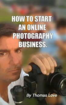 how to start an online photography business
