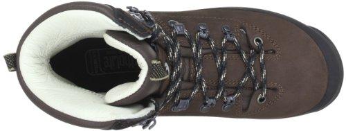 Dachstein 311205-1000/1200 - Zapatillas de montaña de cuero unisex marrón - Braun (Braun 1200)