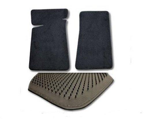 Auto Custom Carpets - Chevrolet El Camino Floor Mat - 1987 - 2pc - FLOOR MATS - DOVE GRAY
