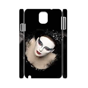 ANCASE Black Swan Phone 3D Case For Samsung Galaxy note 3 N9000 [Pattern-1]