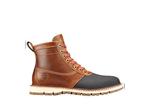 Timberland Men S Britton Hill Moc Toe Waterproof Boot 8 D