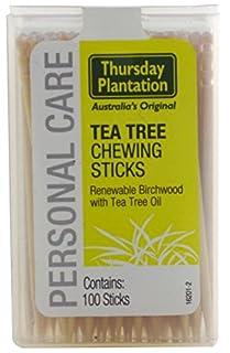 Tea Tree Toothpicks Thursday Plantation 100 Toothpick by