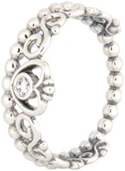 Pandora 190880cz My Princess Ring Size 7.5