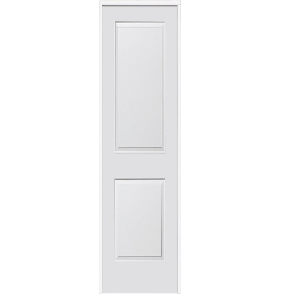 National Door Company Za364289l Solid Core Primed Molded 2 Panel