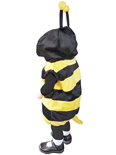 Bee toddler-s halloween costume-s, baby girl-s boy-s kid-s, J14 Size: 3t -